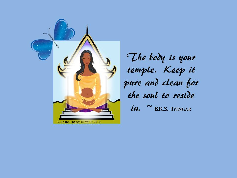 Your Body Temple