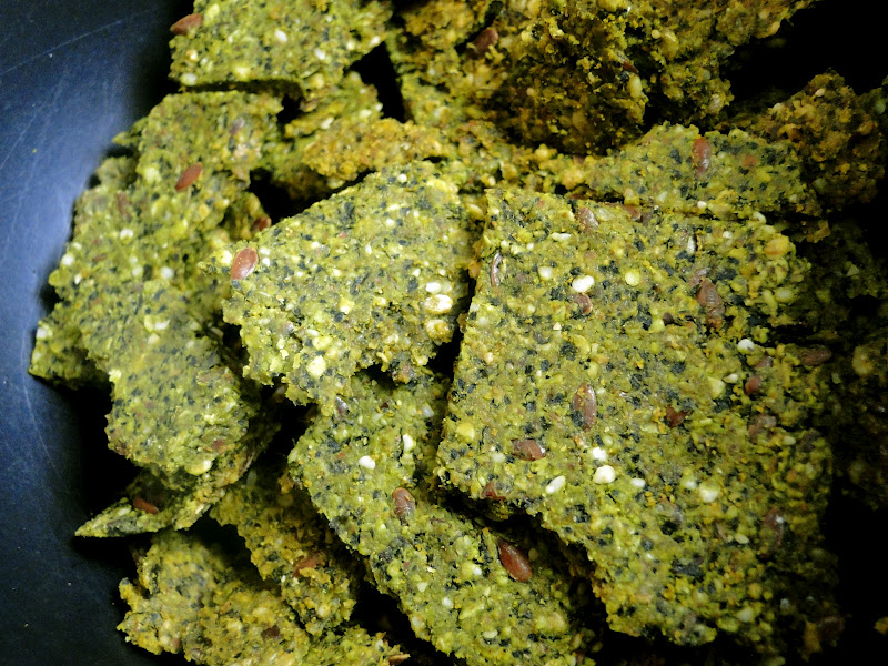 kale-crackers